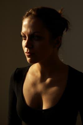 Анжелина Джоли в фотошколе Артура Якуцевича в Праге