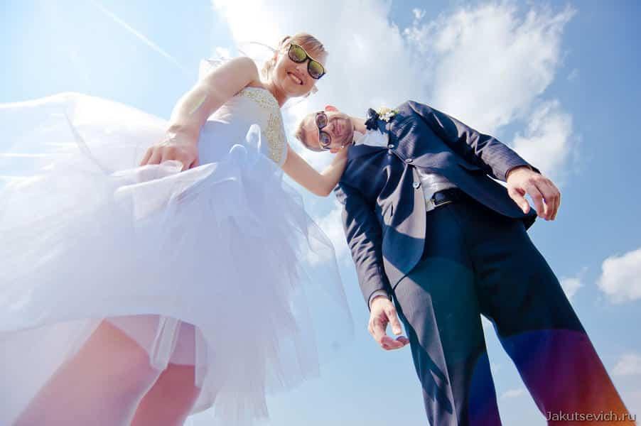 Креативная свадьба Кати и Кирилла