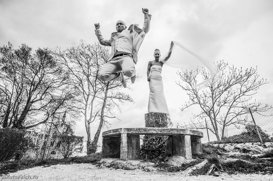 Свадьба в Германии - фотограф  Артур Якуцевич