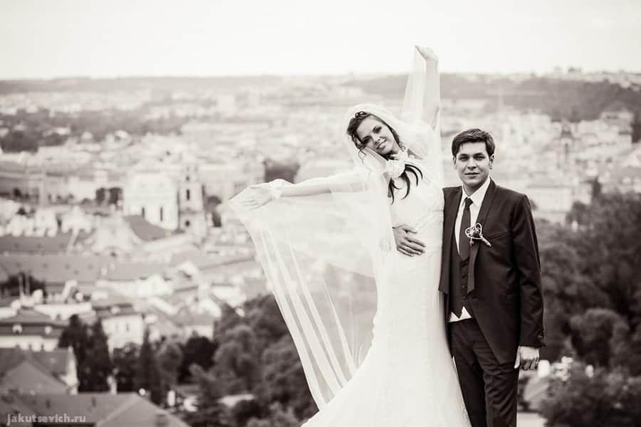 Свадебный фотограф в Праге - Артур Якуцевич