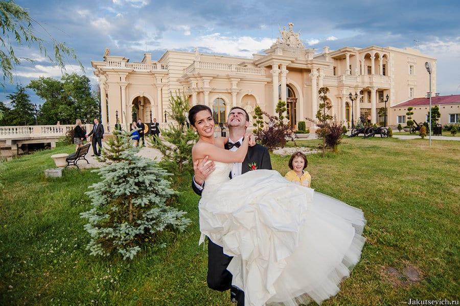 свадьба за границей в Польше