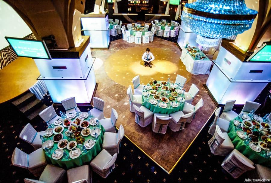 Где провести свадьбу в Москве - конечно  в ресторане Метрополь