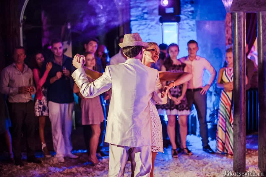 Первый танец - свадьба в Испании