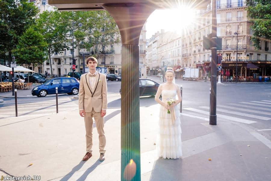 Фотосессия в Париже - планирование маршрута