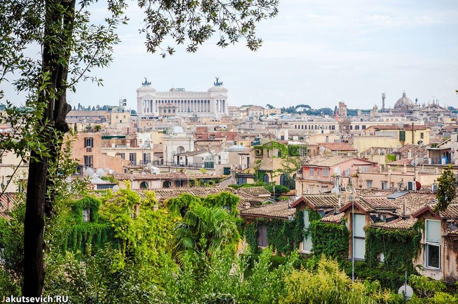 Виды Рима - фотограф в Италии Артур Якуцевич