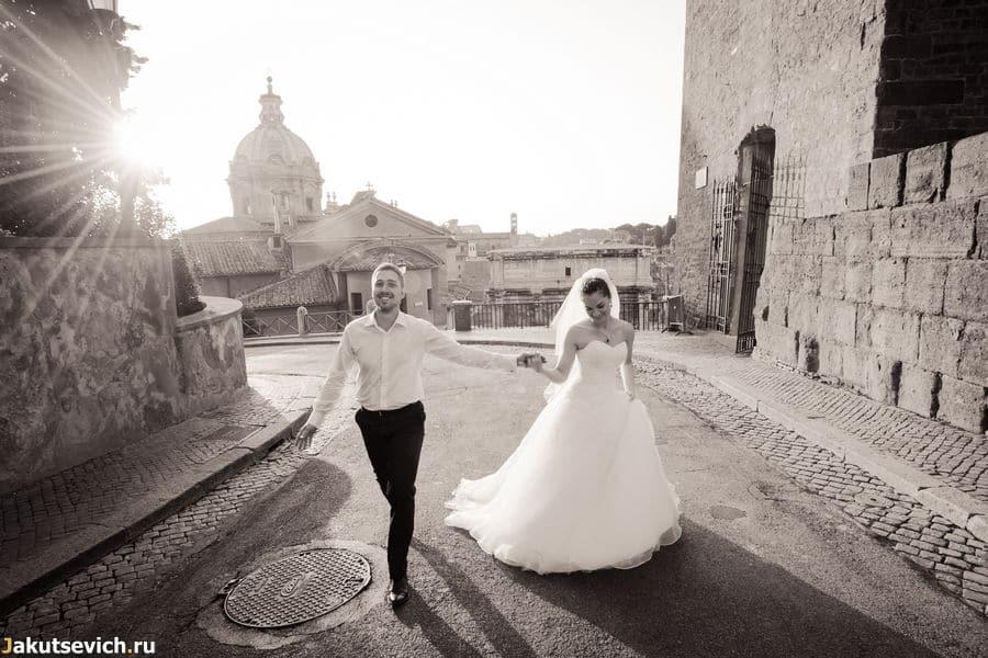 Прогулка по Риму на рассвете - идеальное начало дня