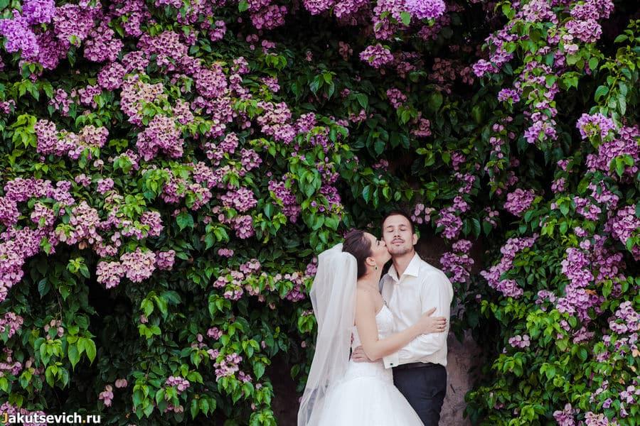 Влюбленные в Риме - фотосессия