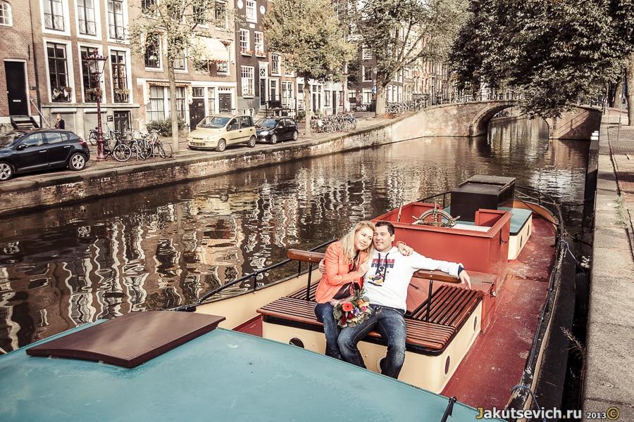 Атмосфера Амстердама