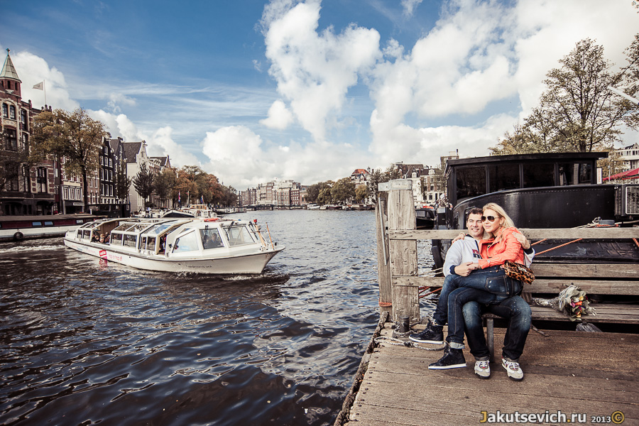 Отдых в Амстердаме