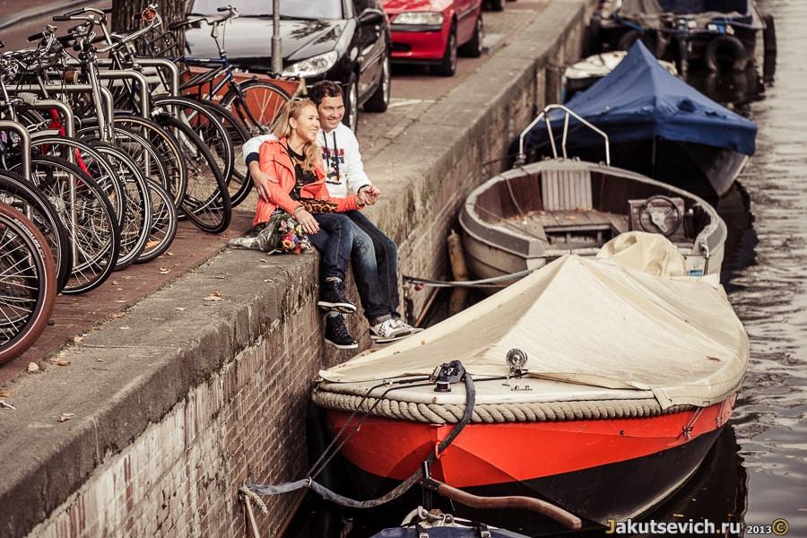 Транспорт в Амстредаме
