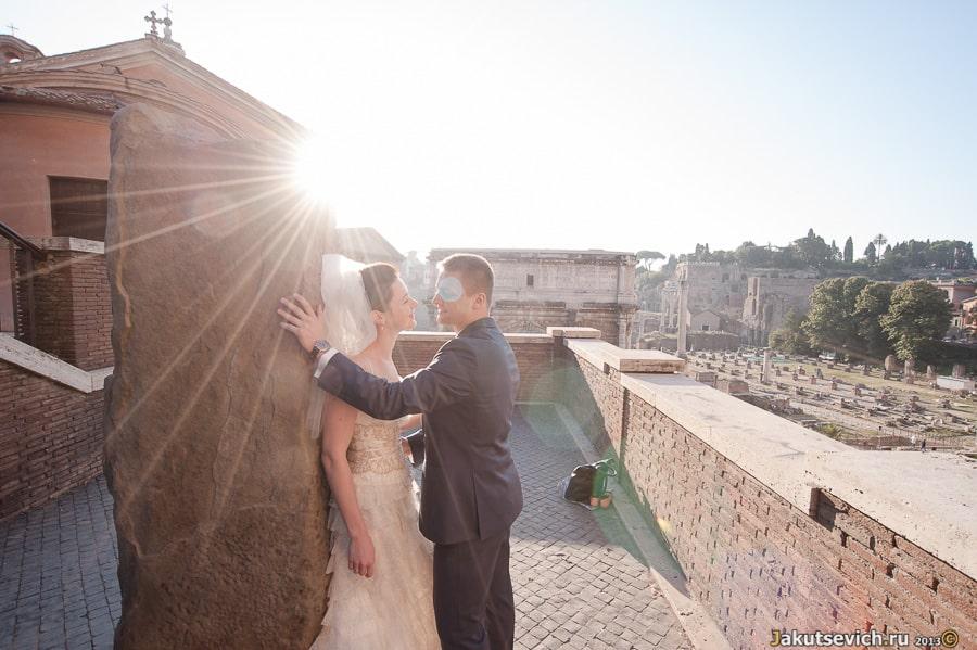 Рим на рассвете только для двоих