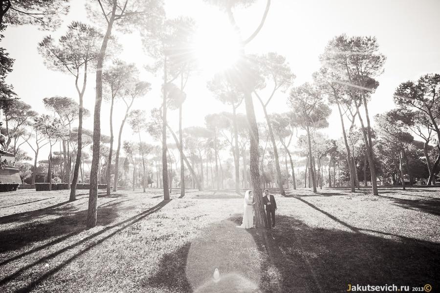 Фотограф в Риме Артур Якуцевич