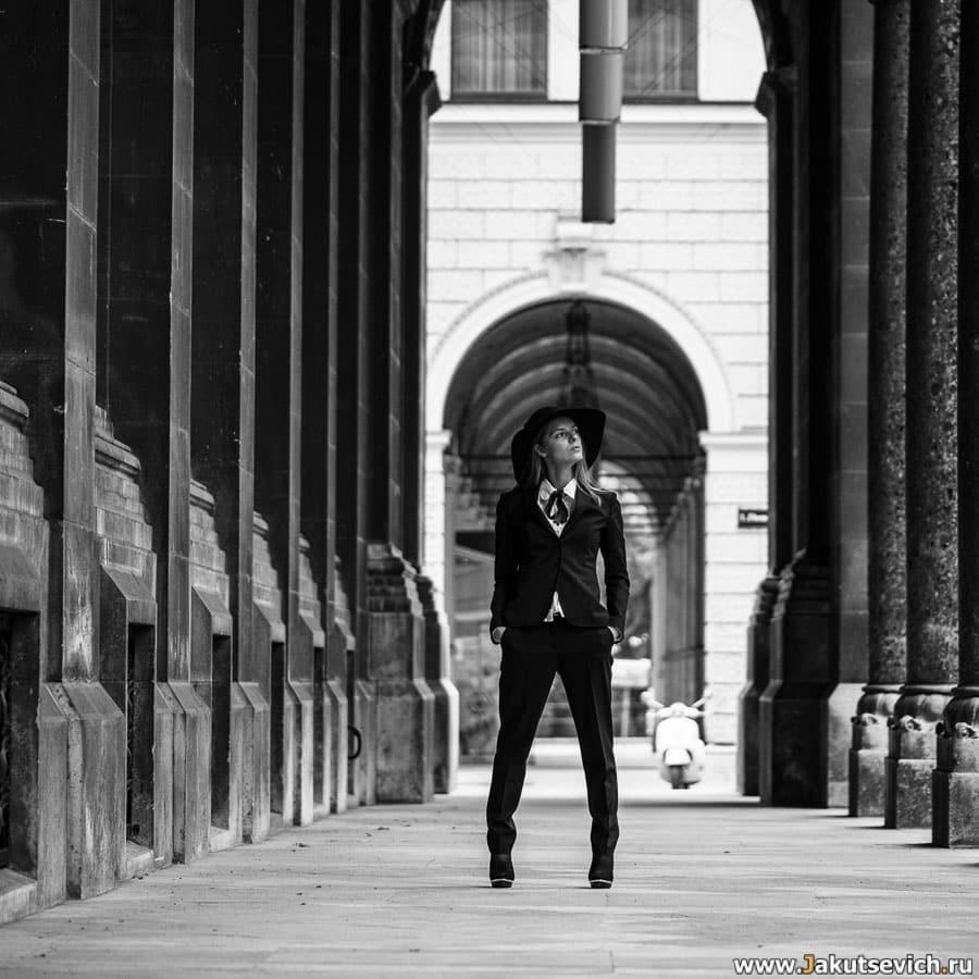 Фотосессия в Вене, апрель 2013
