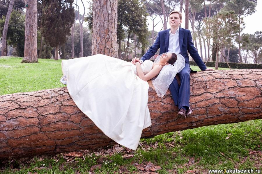 Италия-март-Рим-свадебное-путешествие-50