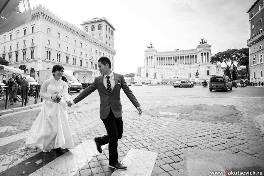 Рим фотосессия
