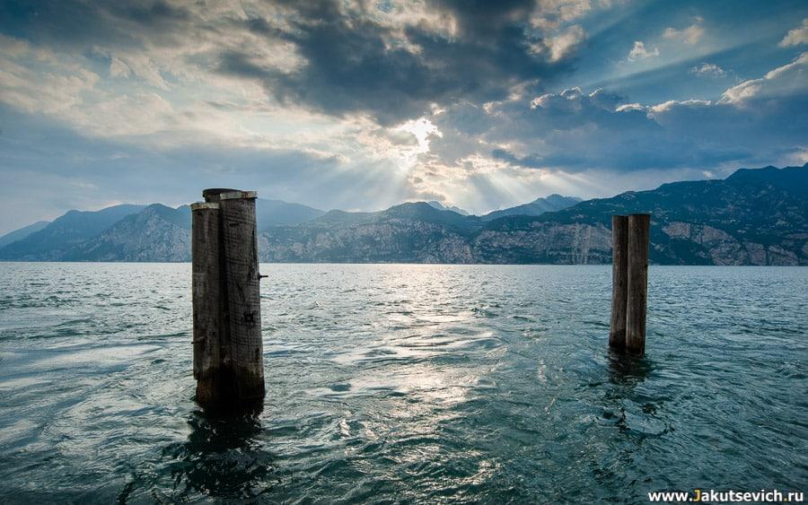Озеро Гарда фотографии