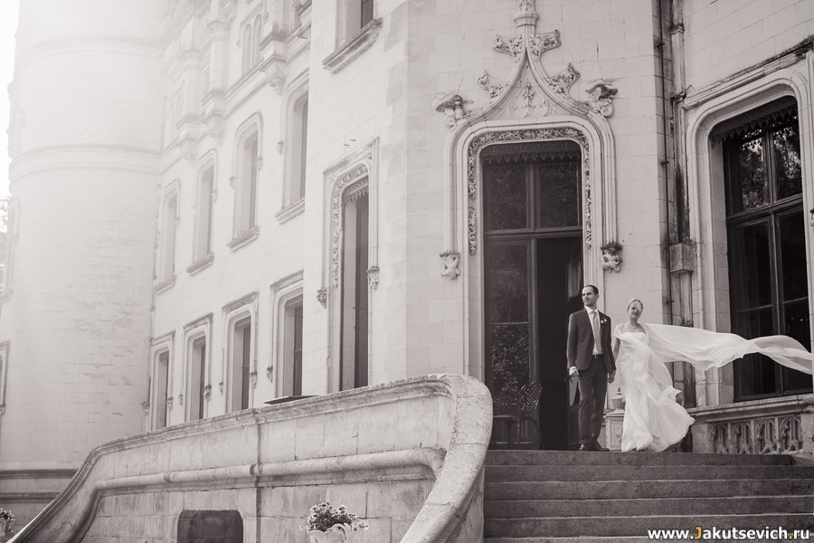 Фотограф на свадьбу во Франции