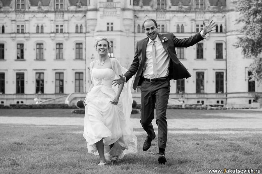 Как организовать свадьбу в Шато Шалей