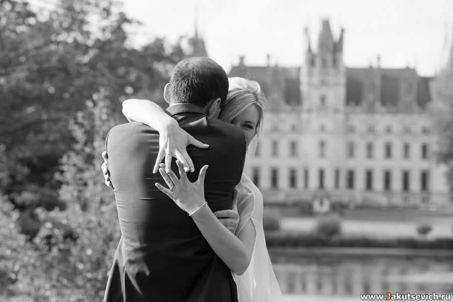 Романтическая фотосессия во Франции
