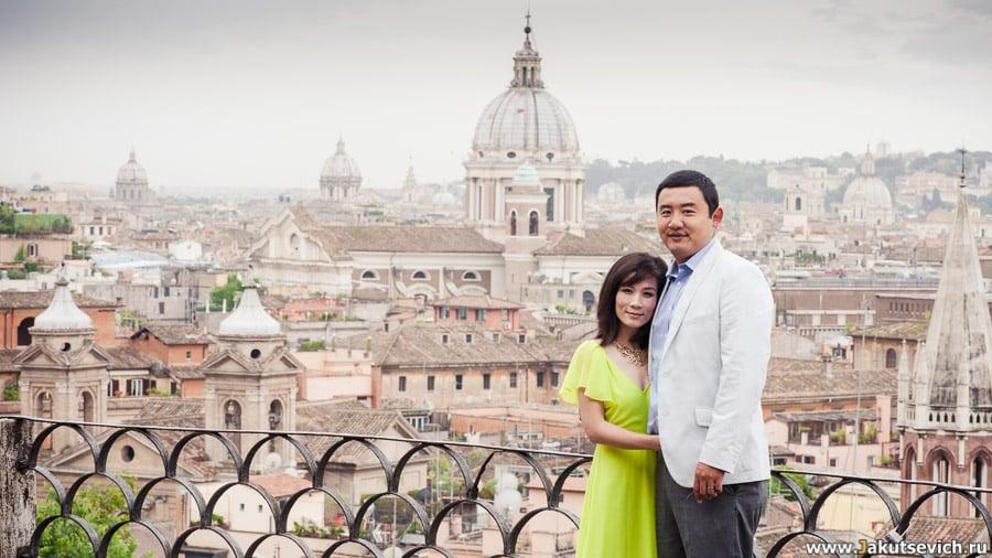 Виды Рима фото