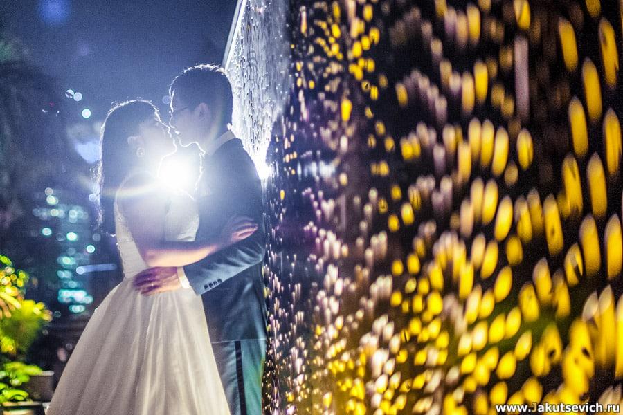 Свадьба в Сингапуре