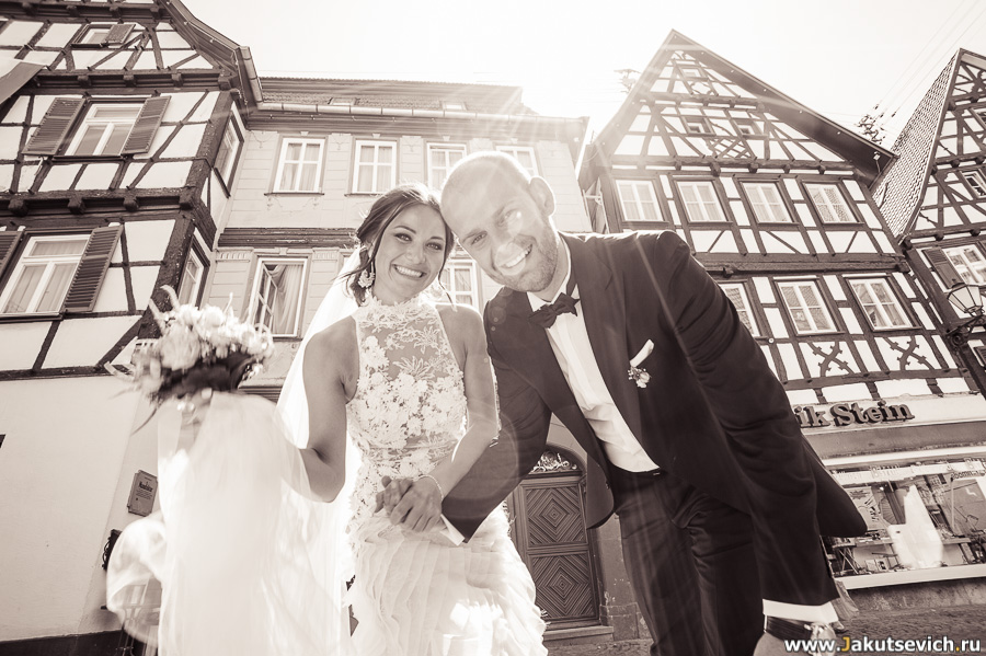 Найти фотографа на свадьбу в Германии