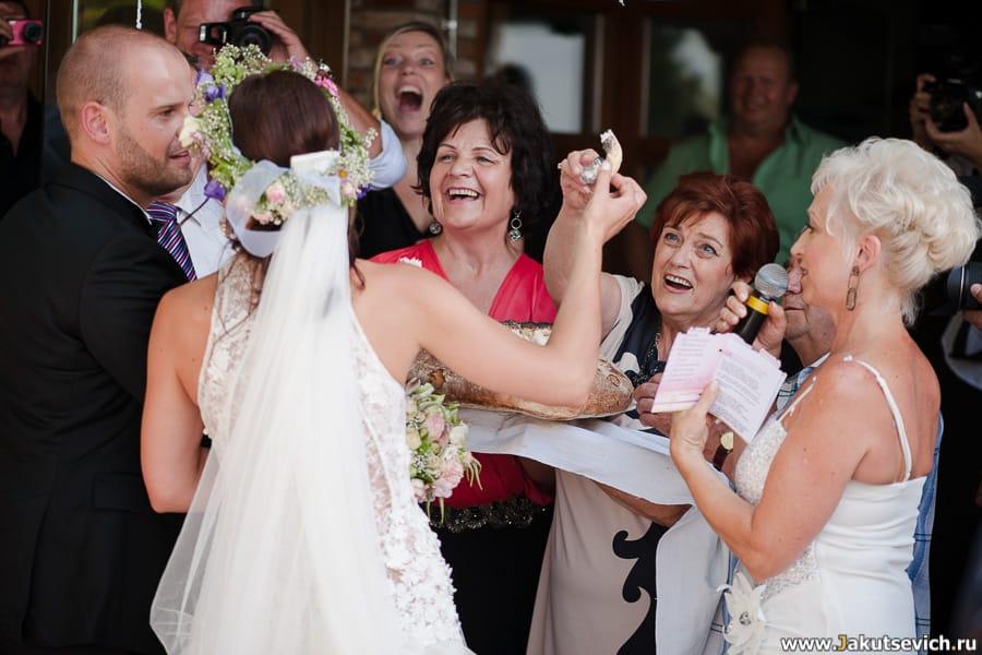 Свадьба в Германии традиции