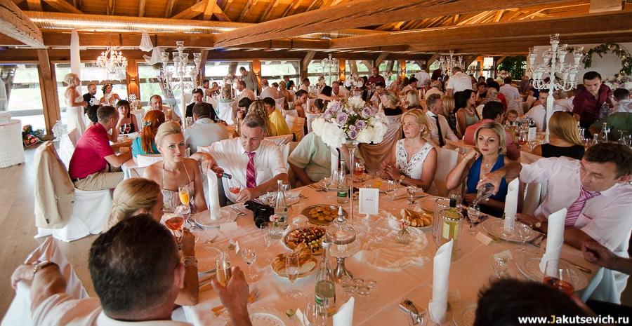 Как проходят свадьбы в Германии