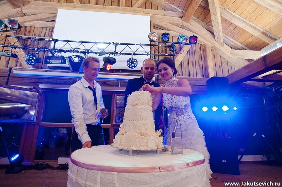 Свадебный торт Германия фото