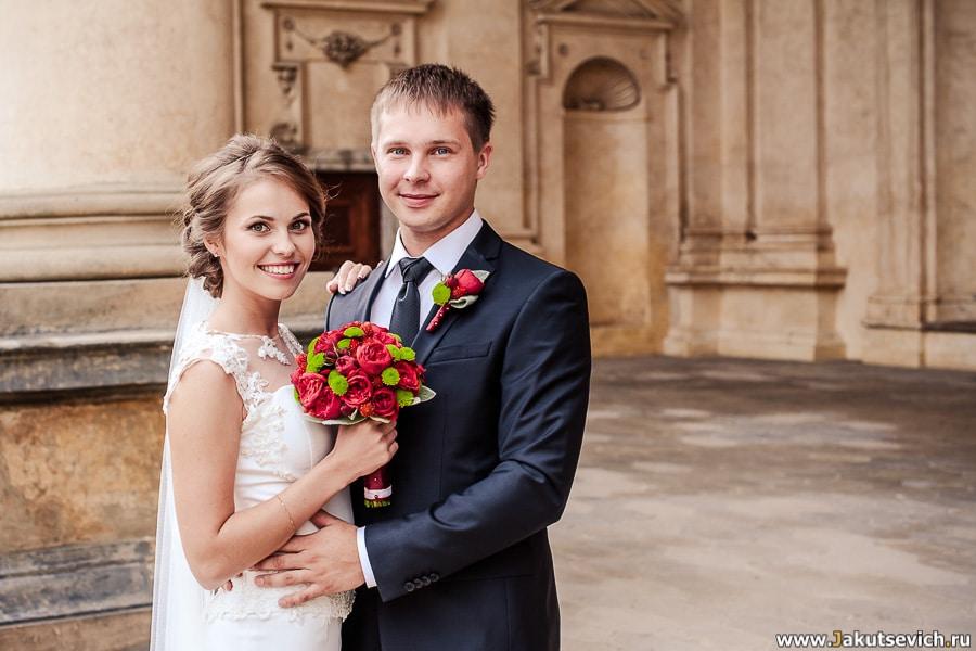 Свадьба Елены и Ивана в Праге