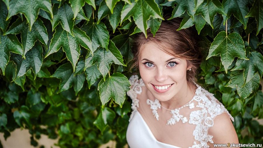 Фотографии невесты