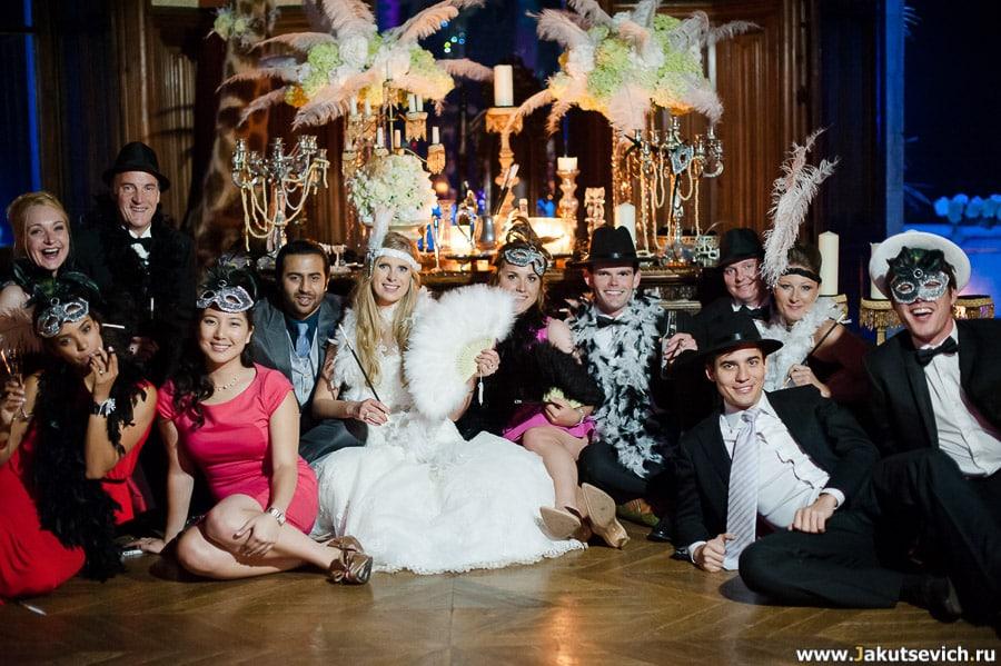 Где провести свадьбу во Франции