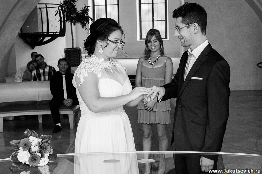 Еврейская свадьба в Праге