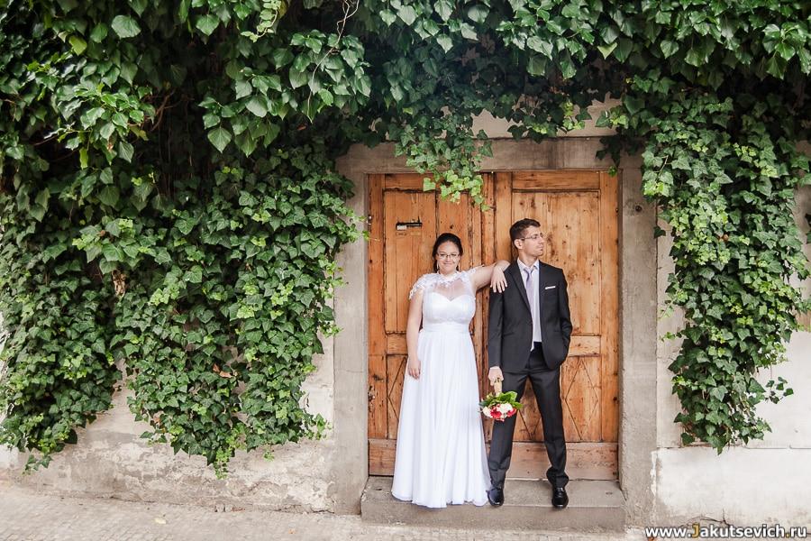 Из Израиля на свадьбу в Прагу