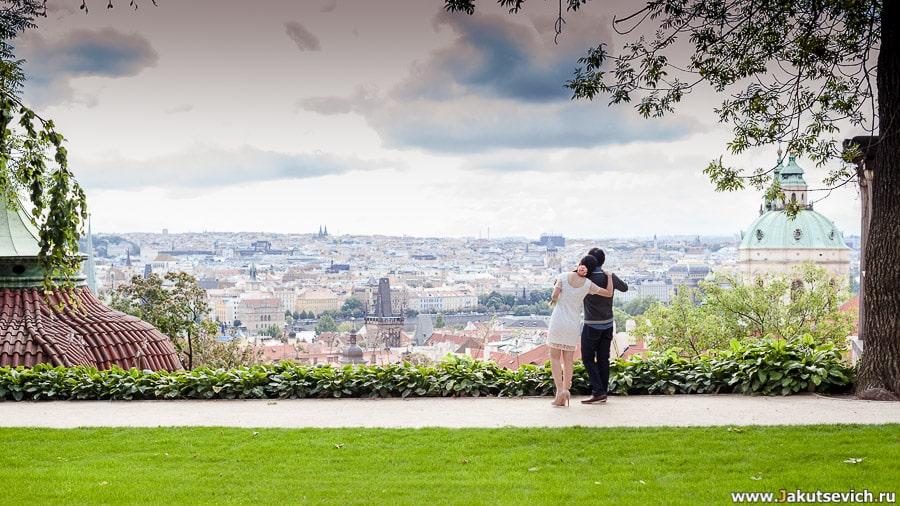 Прага в сентябре