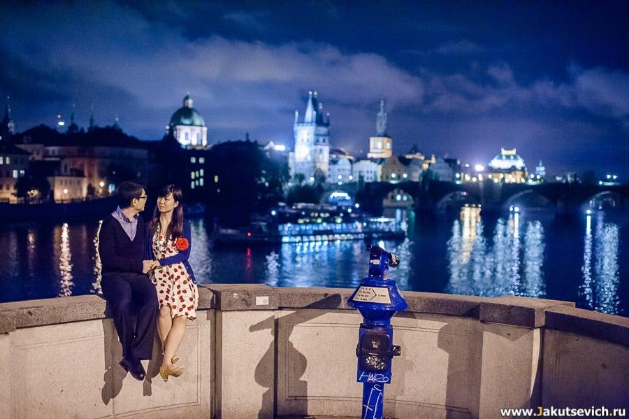 Love Story в Праге фото