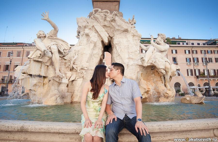 Где провести фотосессию в Италии