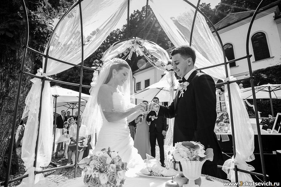 Где пожениться в Праге