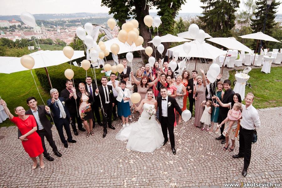Сыграть свадьбу в Праге