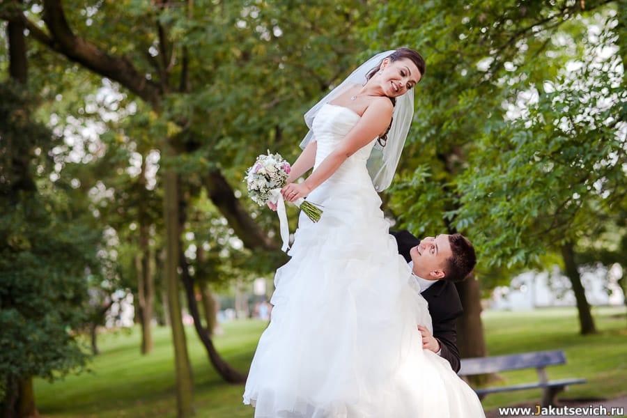 Пожениться в Чехии в Праге