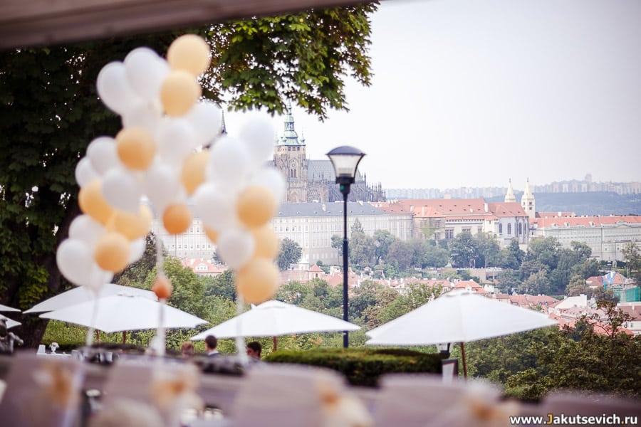 Лучший вид на Прагу
