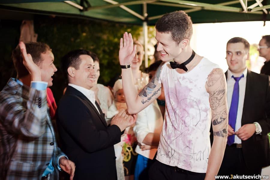 Конкурс на свадьбу фото