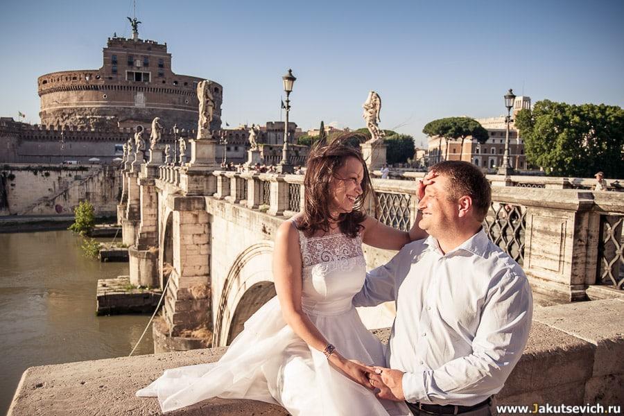 Июнь в Риме