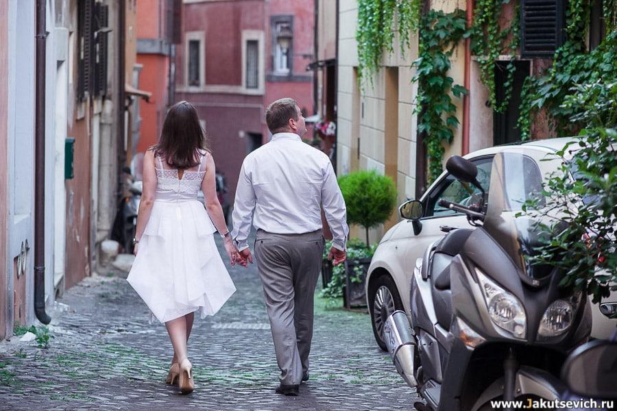 Прогулка по Риму фото