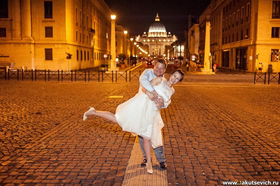 Путешествие в Италию и Рим фото