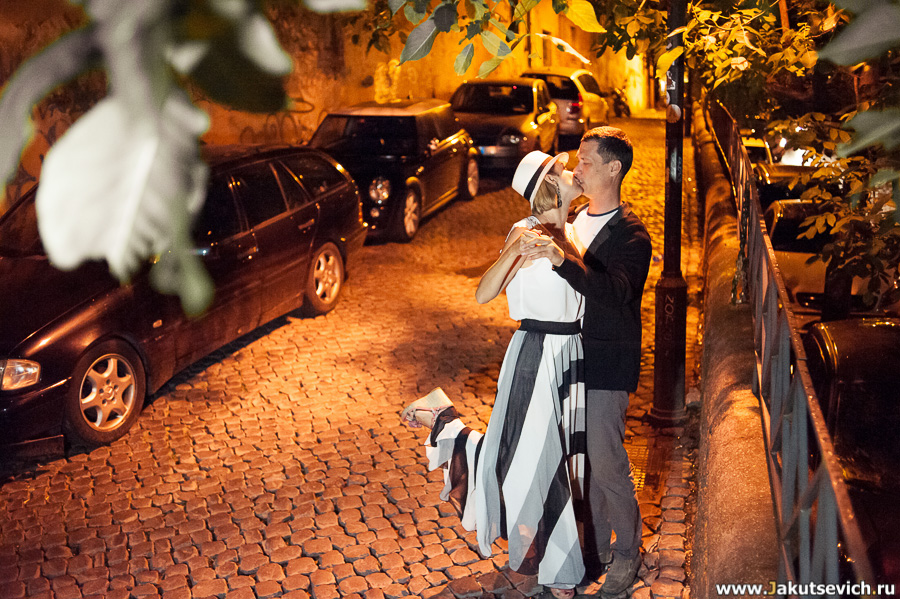 фотосессия-ночью-Трастевере-Рим-Италия-005