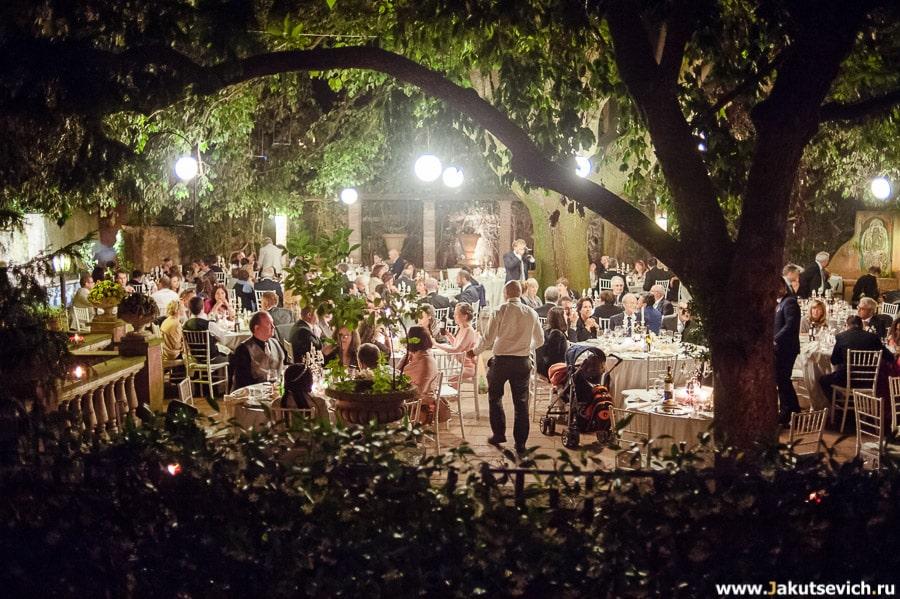 Как проходит свадьба в Италии