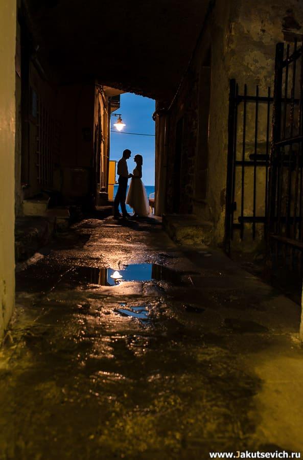 Идеи для свадебной фотосессии в Италии