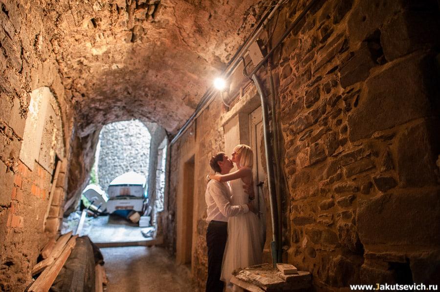 Риомаджоре свадебная фотосессия в Италии