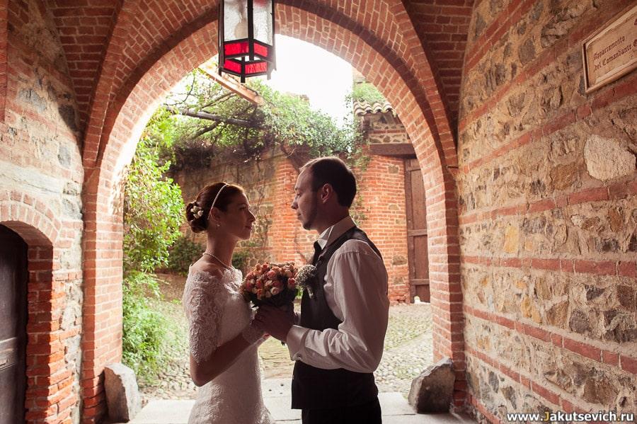 свадебная фотосессия жених и невеста